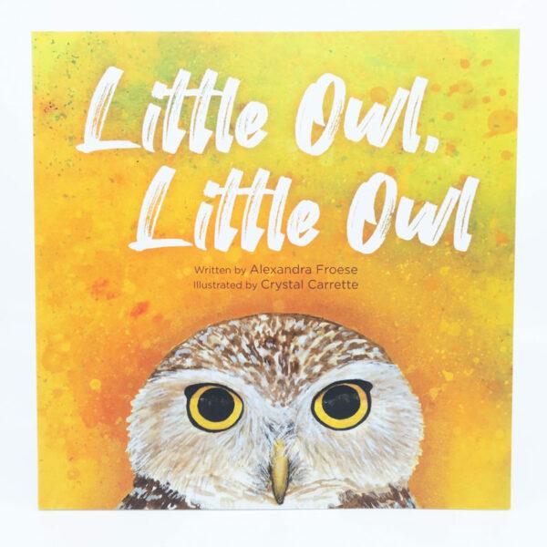 Little Owl, Little Owl
