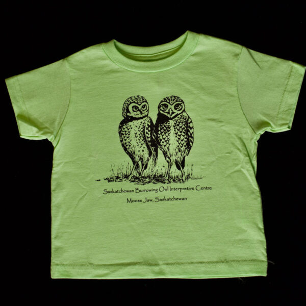Toddler T-shirt with 2 owls